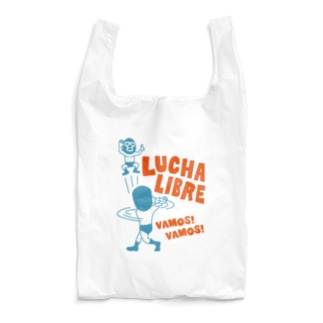 LUCHAのLUCHA LIBRE#29 Reusable Bag