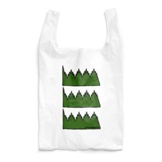 三枚のバラン Reusable Bag