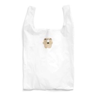 ぺたんこくまさん Reusable Bag