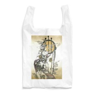狐の白巫士の円舞 Reusable Bag