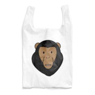 チンパンジー Reusable Bag