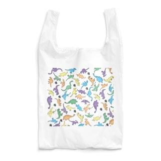 きょうりゅういっぱい Reusable Bag