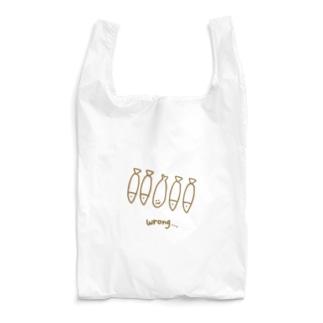 空気を読まないあざらし Reusable Bag