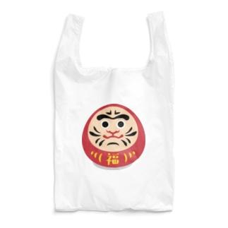 だるまん Reusable Bag