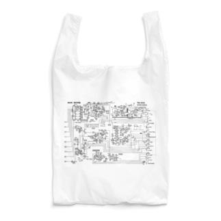 TB-303 回路図 Reusable Bag