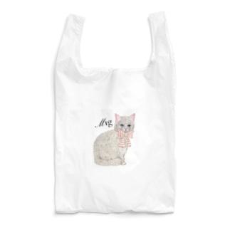 ミニョンヌさんちのにゃんこ Reusable Bag