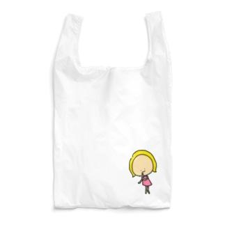 お化粧キャシー Reusable Bag