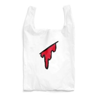 小雨月影「りゅうけつドロリ」  Reusable Bag
