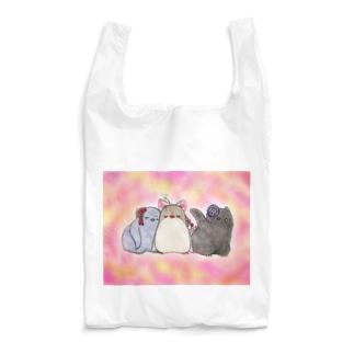 たのしいヒナまつり Reusable Bag