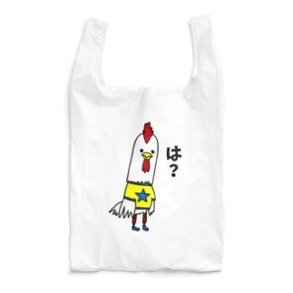 にわとり氏  Reusable Bag