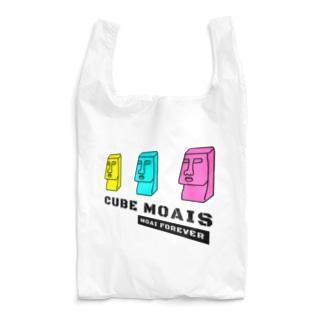 CUBE モアイ Reusable Bag