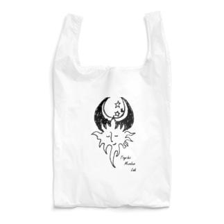 Psychic Murder Lab.シンボルマーク Reusable Bag