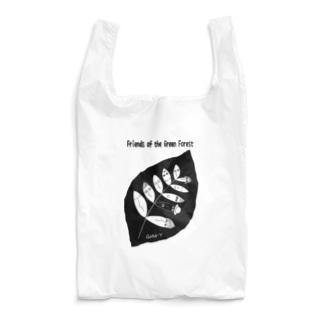 緑の森の仲間たち Reusable Bag