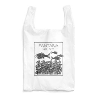 FANTASIA~ひまわり~  Reusable Bag