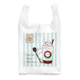 ちゅんカフェ(ミント) Reusable Bag