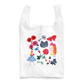 Wonderland Reusable Bag