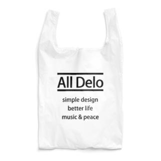 United Sweet Soul MerchのAll Delo - better life Reusable Bag