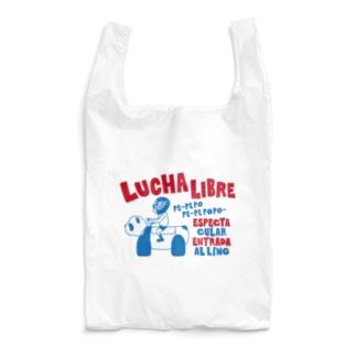 LUCHAのLUCHA LIBRE#31 Reusable Bag