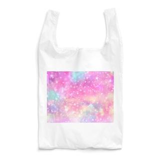 れなしやのカラフル☆ギャラクシー Reusable Bag