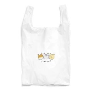 ゆるハムスターズ Reusable Bag