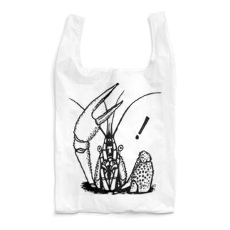 ザリガニ01 Reusable Bag