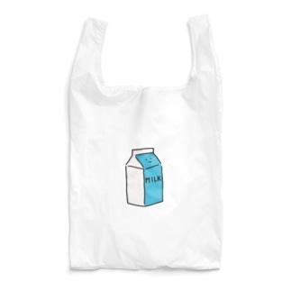 ぎゅうにゅうさん Reusable Bag