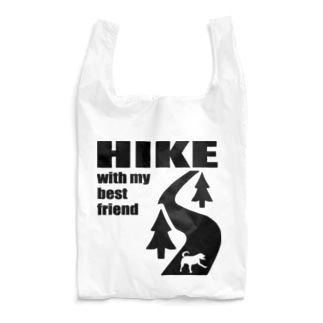 HIKE黒 Reusable Bag