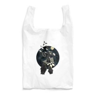 ペンギンちゃん、何見てるの? Reusable Bag