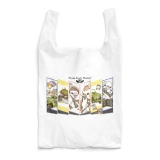 [淡色用]We are Awaho Hunters! Reusable Bag