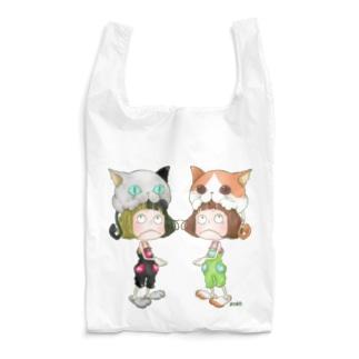 ガブねこズ Reusable Bag