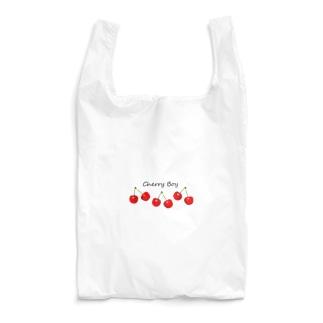 🍒チェリーボーイ🍒 Reusable Bag