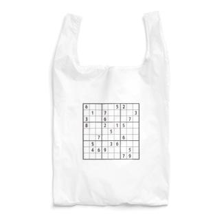 数独 Reusable Bag