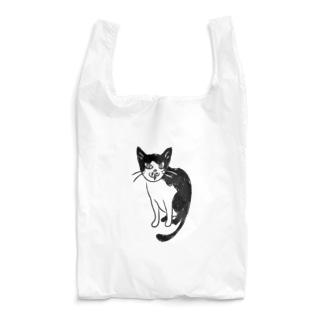 ニヒルな猫 Reusable Bag