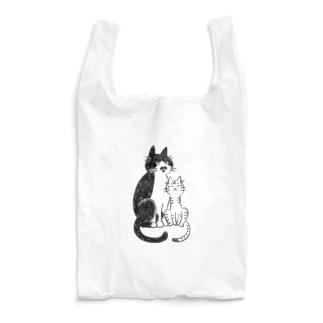 なかよし猫 Reusable Bag