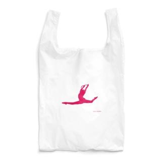 ピンクのmeiちゃん Reusable Bag