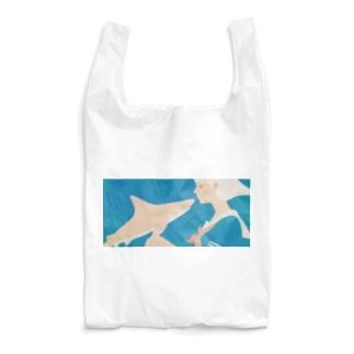 彼女はサメが好き eye Trimming Reusable Bag