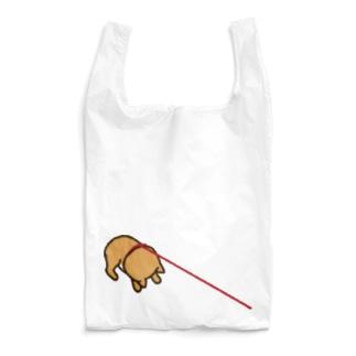 イヤイヤ柴犬 Reusable Bag