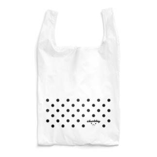 ウサギ chobby. ドット柄 Reusable Bag