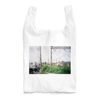 線路沿い Reusable Bag