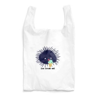 アイスうに Reusable Bag