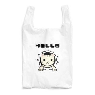 唐突に猫 Reusable Bag