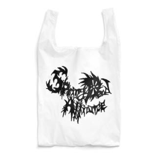 SDA黒ロゴ Reusable Bag