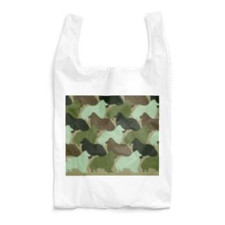 ラフコリー 迷彩柄 Reusable Bag
