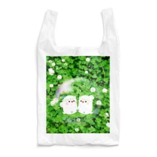 クローバーちゅんの Reusable Bag