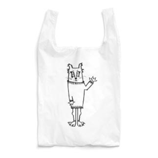 おじさまネコ(やぁ!) Reusable Bag