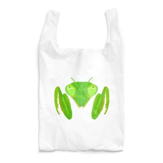 カマキリ Reusable Bag