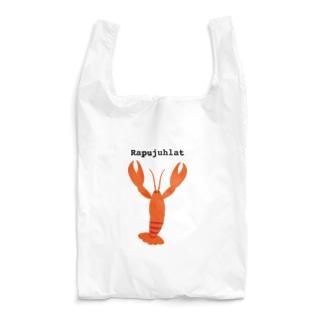 Rapujuhlat ザリガニパーティー Reusable Bag