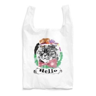 Helloキャット Reusable Bag