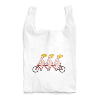タンデムcolor Reusable Bag