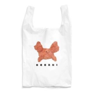 毛ガニ君 Reusable Bag